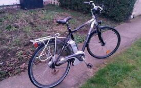Kalkoff agattu electric bike