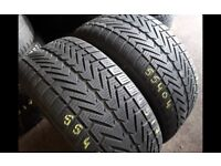 225x45x17x part worn tyres/ winter tyres in stock/ 41 new road rm138dr