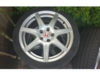 Honda fn2 type r wheels