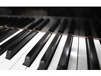 Piano & Music Theory Tuition ( - also tutoring, coaching, accompanying, etc. )