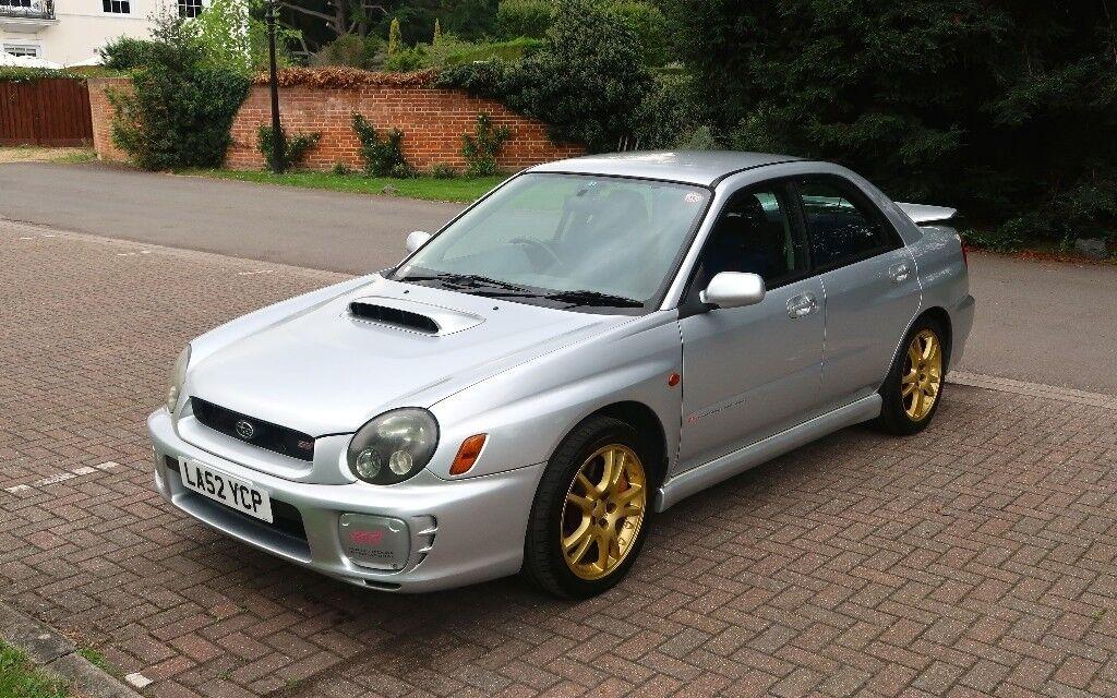 Subaru Wrx Sti Jdm Bugeye In Wimbledon London Gumtree