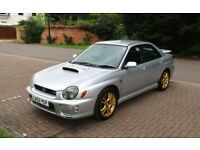 Subaru WRX STI JDM (BugEye)