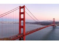 Flight Manchester to San Francisco return £375 (May 2017)