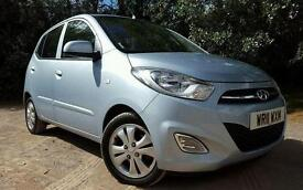 Hyundai i10 1.2 Active only 8800 miles