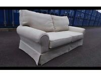Laura Ashley Kendal Large Sofa in Eloise Off White,Delivery Available