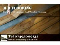Laminate Flooring Fitting Service.