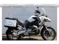 2010 GS 1200, fantastic bike, runs great