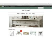 New Store Opening - AMELIA GEORGE -Home & Garden Furniture / Accessories 10% Discount offer !!