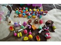 Shopkins and squinkies