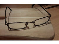 DOLCE & GABBANA Glasses Frames Model DG 220 Quad 02 shield small mat dark brown