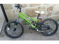 Boys Apollo Xpander Bike