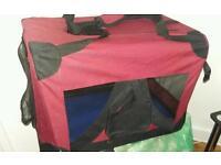 Large Cat carrier £25.00