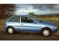 PROTON PERSONA 1.3 COMPACT GLi 1 YEARS MOT FULL SERVICE HISTORY 1 OWNER LOW MILES CH