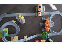 Chuggington interactive action train set.