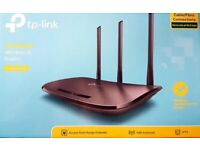 Brand New Router! TP-Link 450Mbps Wireless N Cable Router (TL-WR940N)