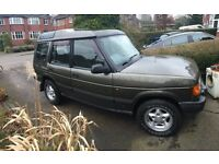 Land Rover Discovery 2.5TDi Auto Green