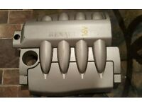 Renault 1.6 16v plastic engine cover