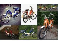 HONDA 4 STROKE MOPED WANTED for sale  Downend, Bristol