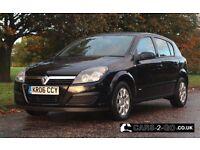 Vauxhall Astra 1.7 CDTi Diesel Black 5 Door