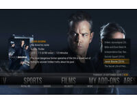 Amazon Fire TV Stick with Kodi 16.1 and OUR custom build - TV, Sports, Films, Live TV