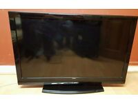 """40"""" BUSH LCD40883F1080P Full HD LCD TV with freeview 2x HDMI scart vga good condition can deliver"""