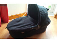 Quinny Buzz Carrycot , almost brand new, used a handful of times. Great condition.