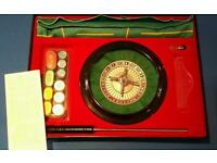 Table top roulette