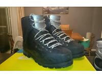 Scarpa Vega HA boots, UK size 12.5