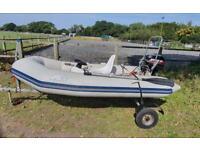3.1 metre Rib Boat