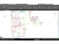 Cad Tutor / Cad drawing service
