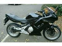 2007 KAWASAKI ER6f VERY GOOD CONDITION(WOULD ALSO SWAP)