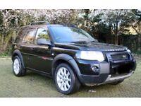 04 Land Rover Freelander Sport