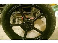 Bike/ bobber/chopper/kawasaki front wheel
