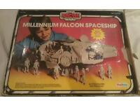 Vintage star wars toys figures and vehicles