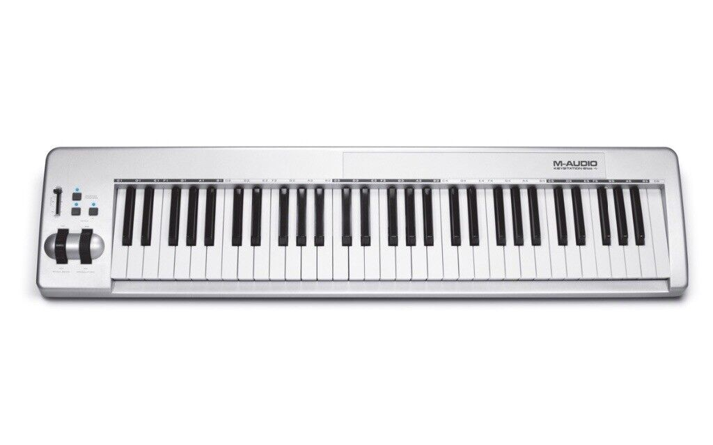 Mini Keyboard, M-Audio 61es