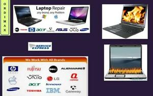 *PROBLÈME  SURCHAUFFE  LAPTOPS  APPLE  ET  WINDOW   /  OVERHEATING PROBLEMS  514-522 8886