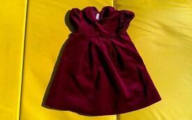 Mamas&papas dress girl dress