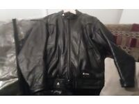 Akito motorcycle jacket brand new!!!!!!