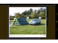 TENT - 5-MAN LITCHFIELD CHALLENGER 5 (Now REDUCED from £90 ! )