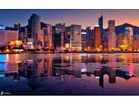 Ex pat English speakers wanted - Sales Executive - Hong Kong - 120k OTE - Relocation package Inc