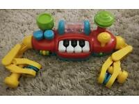 ELC Lights and Sounds Musical Buggy bar / pushchair toy