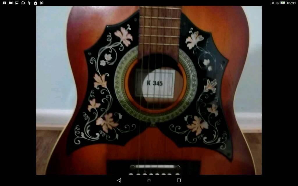 Guitar KAY 345