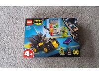 Retired Brand New Sealed Lego DC Batman vs The Riddler Robbery 76137 Juniors 4+ Batmobile Bank Bat