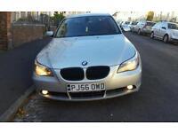 BMW 5 SERIES 520D. 2006REG. MANUAL. 2L DIESEL.MOT 1YR. MILE 134000. RECENTLY SERVICE.