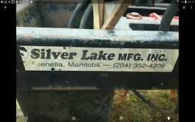 Silver lake post knocker