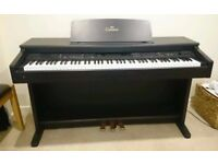 Yamaha Clavinova CVP-92 Digital Piano Full Size weighted keys -piano with rhythms and accompaniments