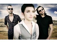 PLACEBO LIVE @ THE BRIXTON ACADEMY STALLS STANDING TICKETS £35 ONO