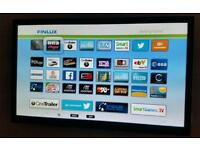 47 inch LED smart TV