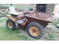 Thwaites 1 tonne Dumper for sale.