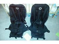 Bugaboo donkey seat fabrics